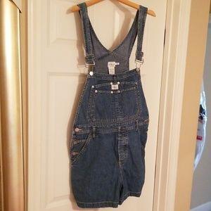 Calvin Klein short overalls